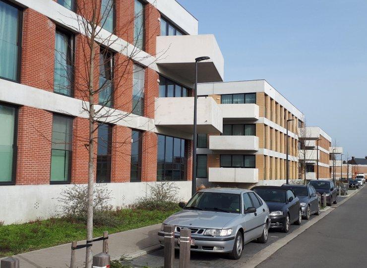 Project sociale woningen in Lier in Bouwen met Baksteen 04 2020