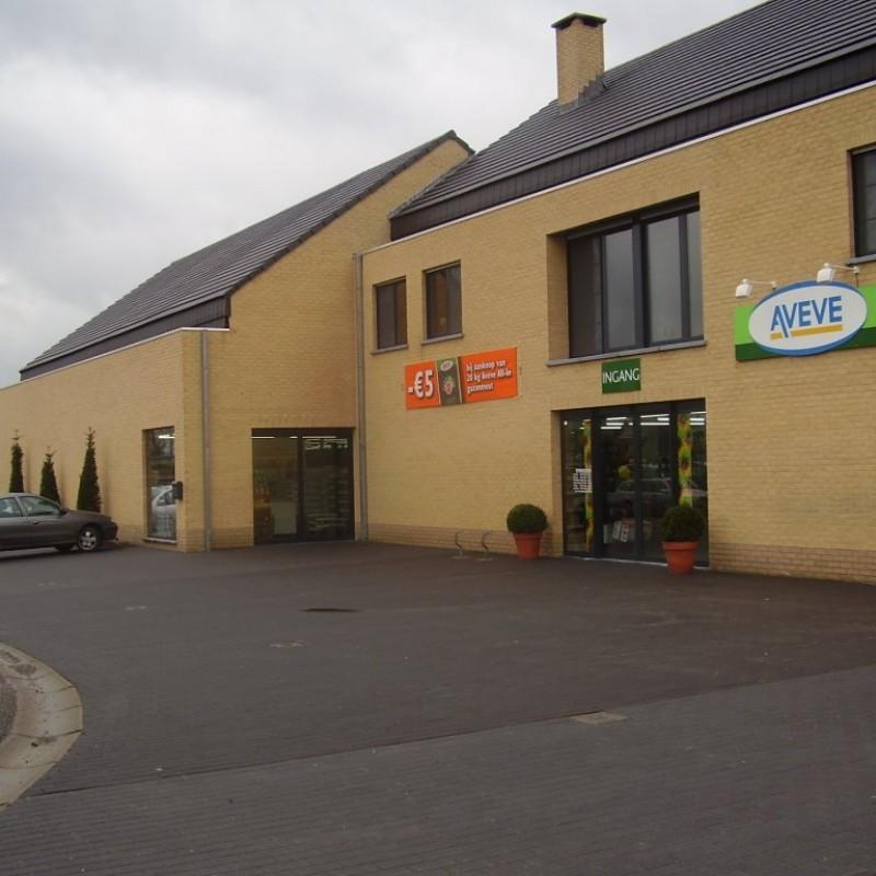 Bedrijfspand - Minderhout