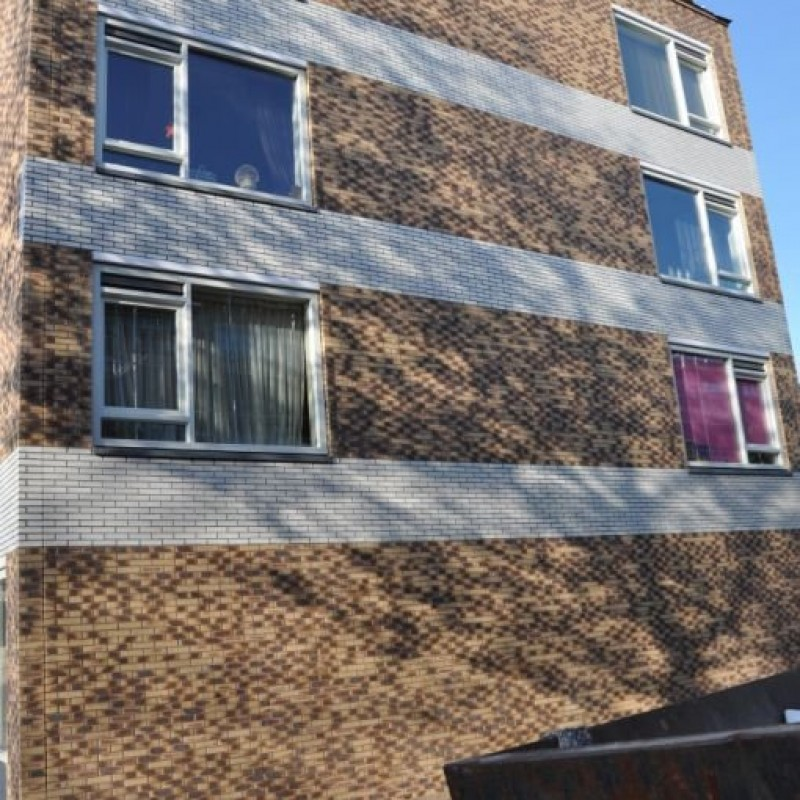 Rénovation des appartements - Cantondreef - Utrecht (P-B)