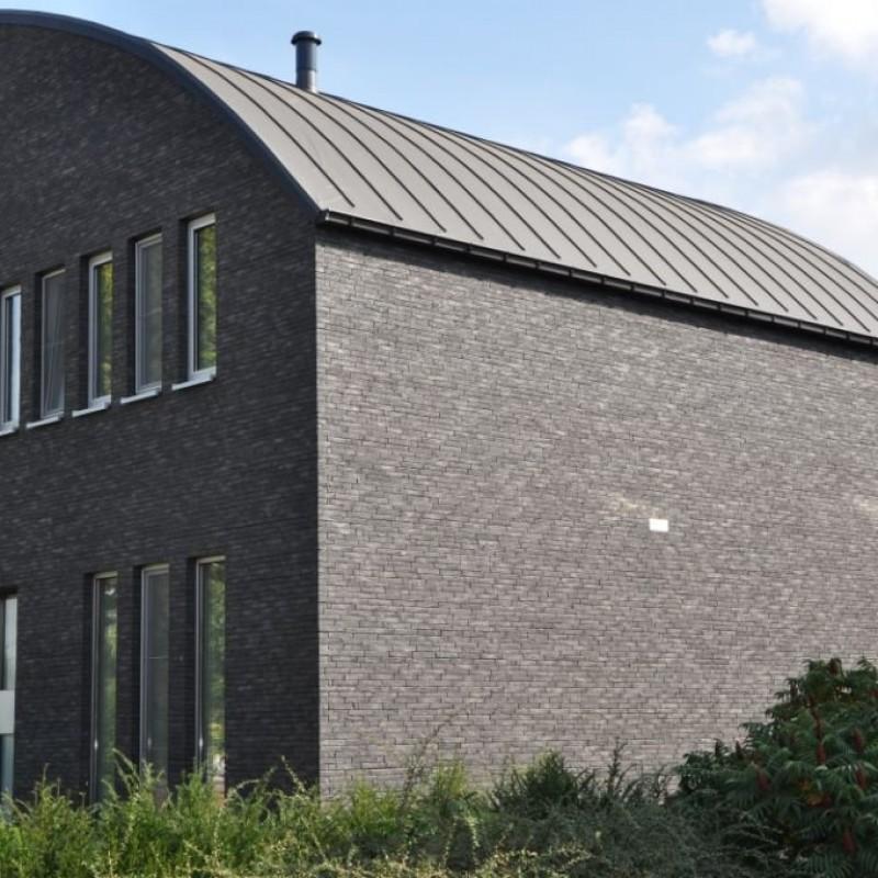Moderne woning met boogdak - Leuven